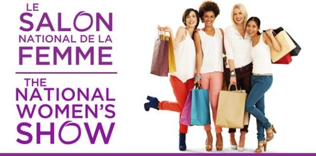 The National Women's Show Montreal Ontario Canada April 2018 - Glossense