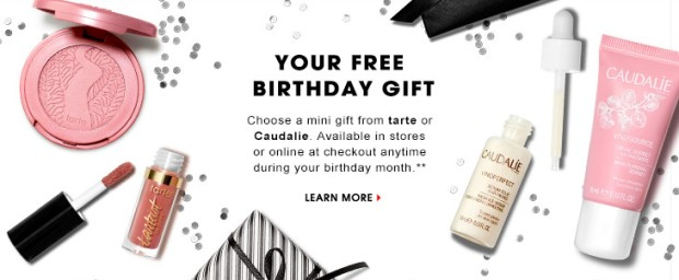 Sephora Canada Free Birthday Gift Canadian Freebies 2018