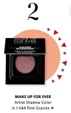 Sephora Canada Canada Promo Code 10 Days Mystery Items Day 2 Free MUFE Make Up For Ever Artist Shadow Eyeshadow - Glossense