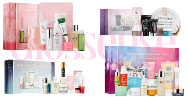 Sephora Canada New Canadian Favourites Favorite Favourites Favourite Sets Set October 2018 Fall Winter - Glossense