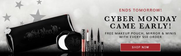 Kat Von D Beauty Canada 2018 Canadian Cyber Monday Week Deals Sale Sales Members Save More Free Gift with Purchase GWP 2019 - Glossense
