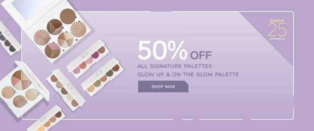 Ofra Cosmetics Canada BFCME Daily Deal Discount Save on Palettes 2018 Canadian Black Friday Cyber Monday Event November 25 2018 2019 - Glossense