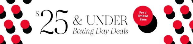 Sephora Canada 2018 Boxing Day Sale Canadian Boxing Week Deals Beauty Cosmetics Skincare 2019 - Glossense