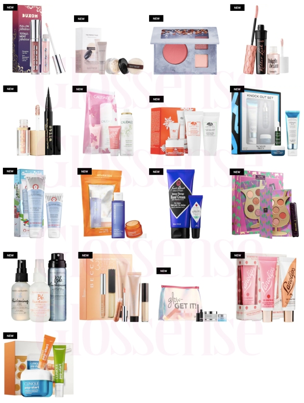 Sephora Canada 2018 Canadian Boxing Day Deals Week Sale Deal Savings Sneak Peek Exclusive First Look Spoiler Spoilers Preview 2 - Glossense