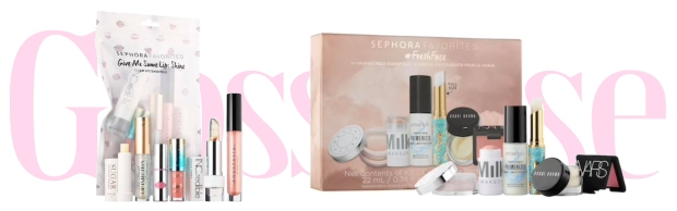 Sephora Canada New Canadian Favourites Favorite Favourites Favourite Sets Set December 2018 Winter 2019 - Glossense