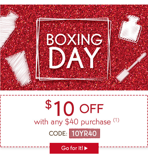 Yves Rocher Canada 2018 Canadian Boxing Day Sale Deals Promo Code Coupon Offer Clearance Free Gifts - Glossense