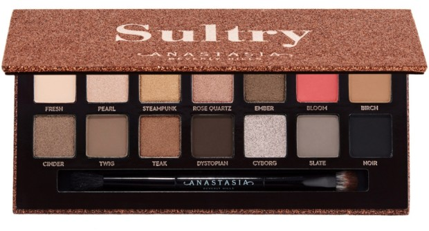 ABH Canada Anastasia Beverly Hills Canadian Sultry Eyeshadow Palette - Glossense
