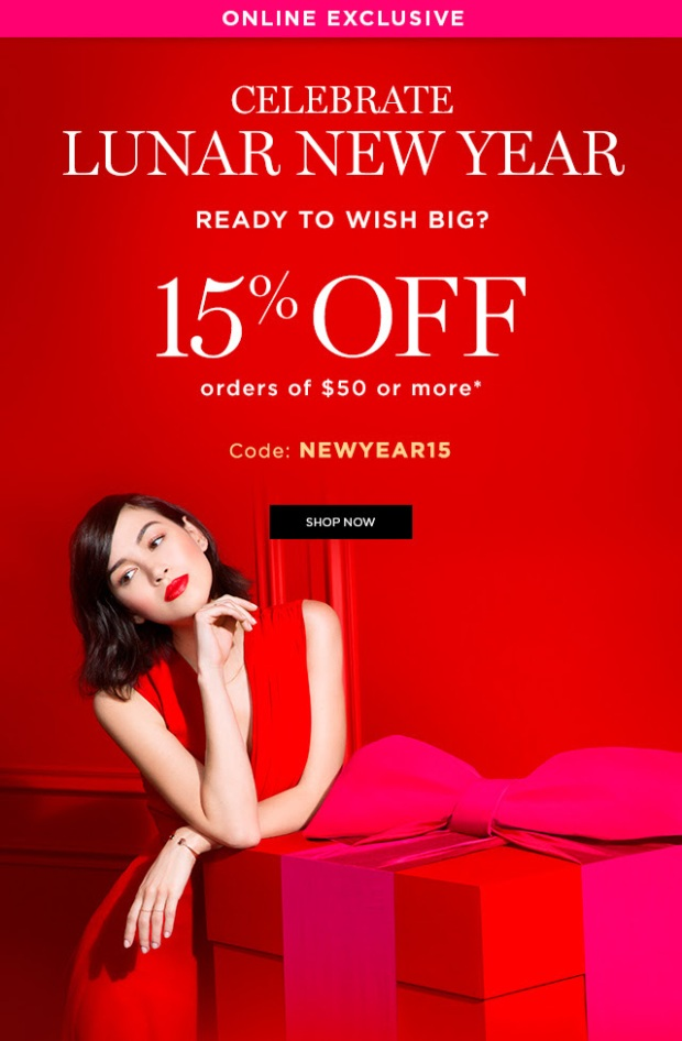 Lancome Canada 2019 Canadian Deals Sale Promo Code Coupon Codes Offer Chinese New Year Sale Lunar New Year - Glossense