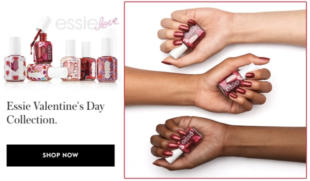 Shoppers Drug Mart Beauty Boutique SDM Canada Essie Nail Polish Canadian Valentine's Day Sale Deals February 14 2019 - Glossense