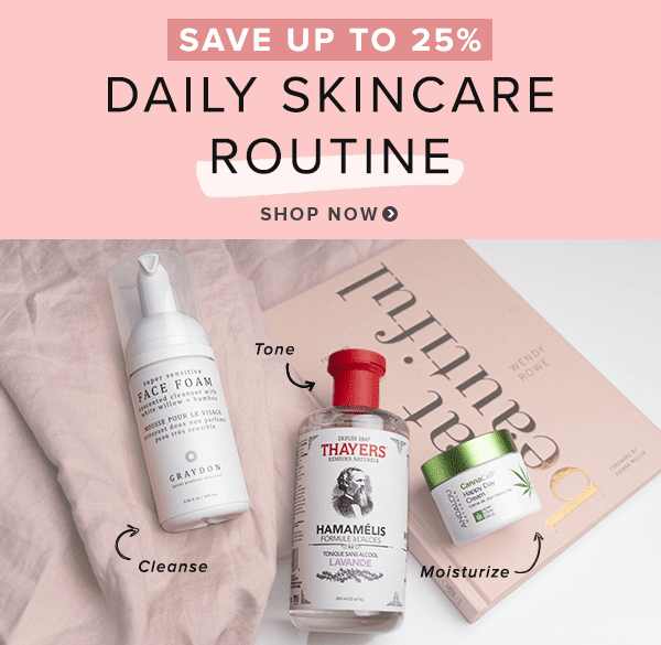 Well.ca Welldotca Well dot ca Wellca Well ca Canada Canadian Deals Sale Save on Daily Skincare Beauty Routine Products February 2019 - Glossense