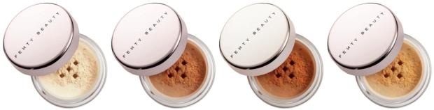 Sephora Canada Free Fenty Beauty Pro Filt'r Instant Retouch Setting Powder Canadian Mini Deluxe Trial-size Sample Freebie GWP - Glossense