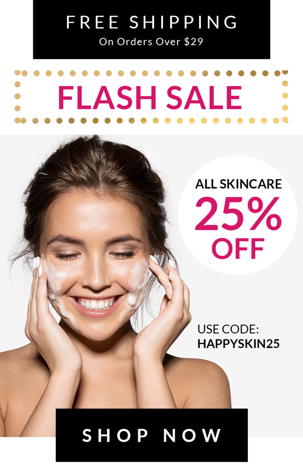 Vasanti Cosmetics Canada Spring Skincare Canadian Sale Deals Save on Skin Care 2019 Promo Code Coupon Offer - Glossense